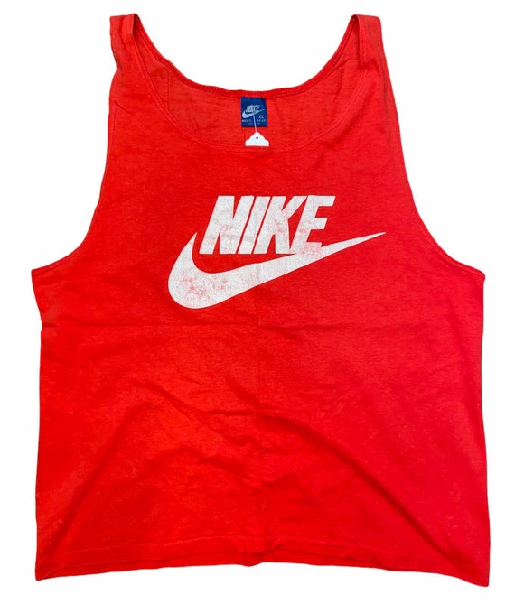Vintage 80s Nike tank top