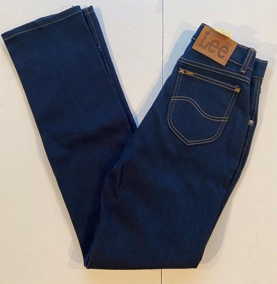 Vintage 60-70s Lee Ms. Rider Jeans