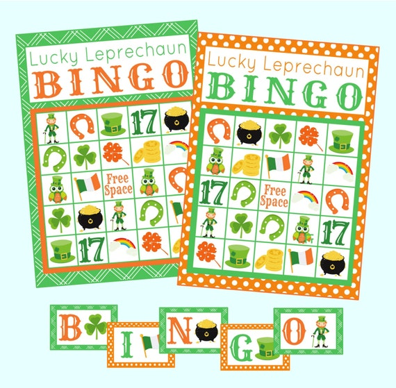 picture about St Patrick's Day Bingo Printable called Fortunate Leprechaun Bingo! St. Patricks Working day Bingo Video game. Incl. 12 Activity Playing cards, Getting in touch with Playing cards, Contact Sheet. Printable. Immediate Electronic Obtain