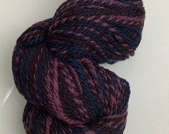 Handspun Yarn - NZ Corriedale DK weight yarn.