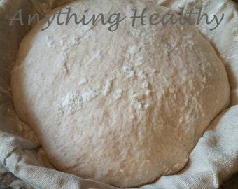 100% Organic Einkorn Wheat Sourdough Bread Starter, Active Probiotic Culture Wild Yeast Flour Antient Grains