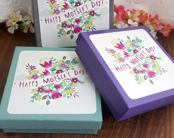 Mother's Day Gift Wrap | Floral Gift Box | Gift Wrap My Item | Mothers Day Gift Box | Floral Box Gift Wrap | Gift Wrap for Mom Gift Box -MD2