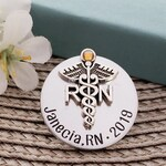 RN Nurse Graduation Pinning Ceremony | RN Nurse Pin For Registered Nurse | Nursing Pin | Nursing Graduation Pin | Gifts For New RN Nurse