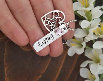 c7c74099d73 Personalized Sweet Sixteen Necklace