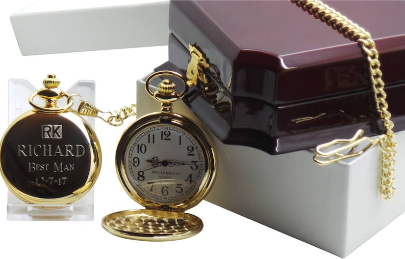 9066cfb5ff81f Custom Engraving Pocket Watch Watches Gold Pocket Watch Luxury