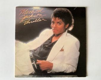 "1982 MICHAEL JACKSON LP ""Thriller"" Original Gatefold Album"