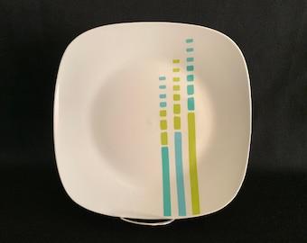 ROYAL NORFOLK Greenbrier International Square Plate