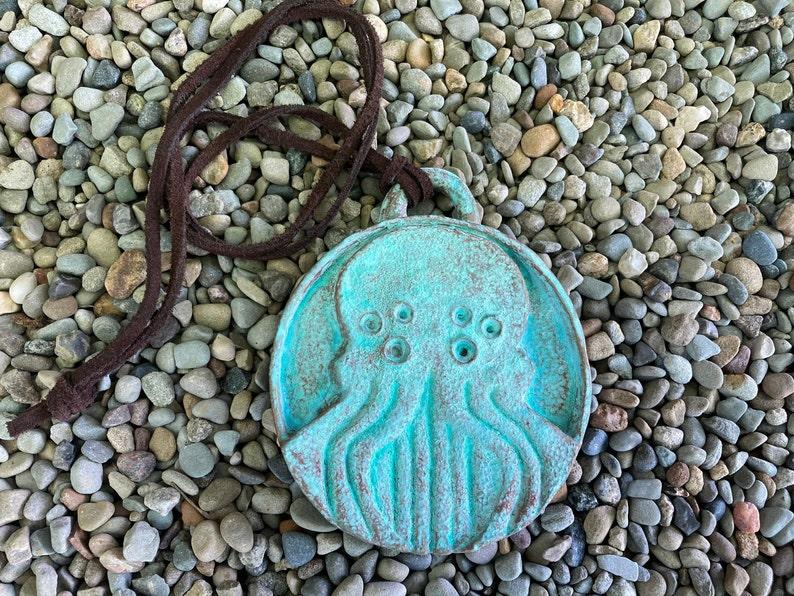 Cult of Cthulhu Medallion