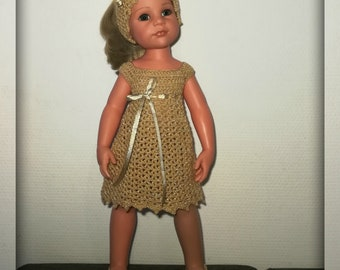 Puppenkleider Häkeln Etsy