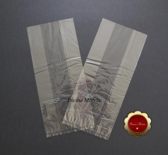 Cello bolsas para tarjetas de felicitación clara Bolsa De Celofán