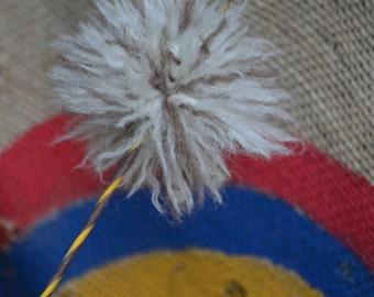 String silencers, archery bow string silencers, tan