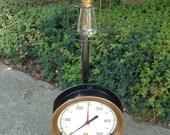 Vintage Industrial Steampunk Table Lamp