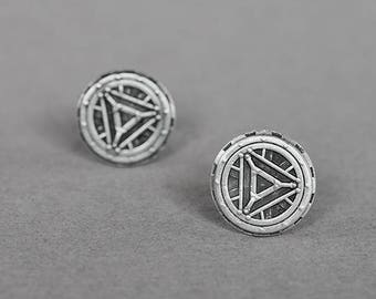 Superhero Cufflinks Men's Cufflinks ALL SUPERHEROS AVAILABLE Groomsmen Gifts Superhero Gifts Gifts For Him  Men's Gifts