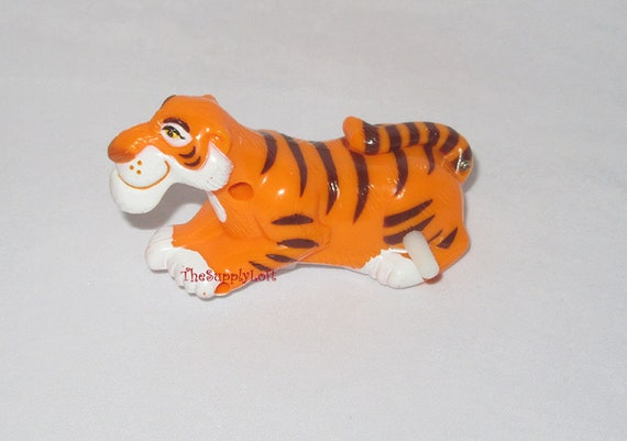 TheSupplyLoft1 Collectible Gift Vintage Rajah Wind-up Toy from Disney Aladdin from 1992