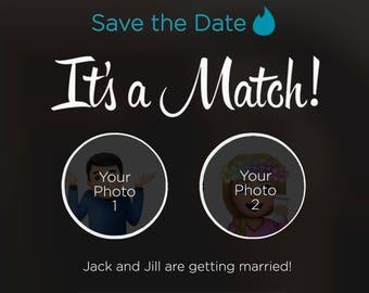Dating tinder match