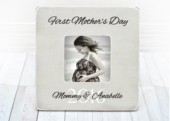 first mothers day gift picture frame personalized gift for new etsy