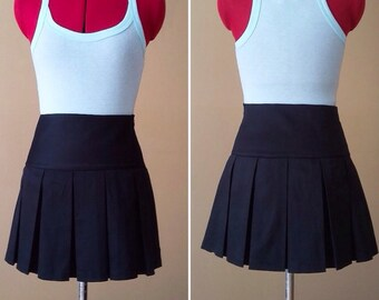 9febbbddd39 Pleated mini skirt