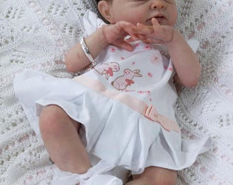 Very Realistic Newborn baby Nina Reborn baby Girl or Boy Made to Order