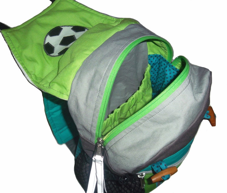 Children/'s backpack  kindergarten backpack TOR with name
