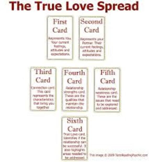 Where will i find love tarot