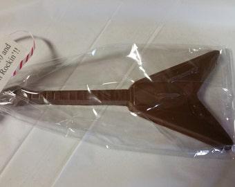 Chocolate Guitars