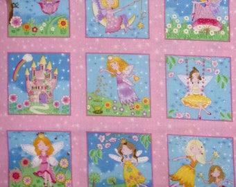 15 Makower Fairy Labels