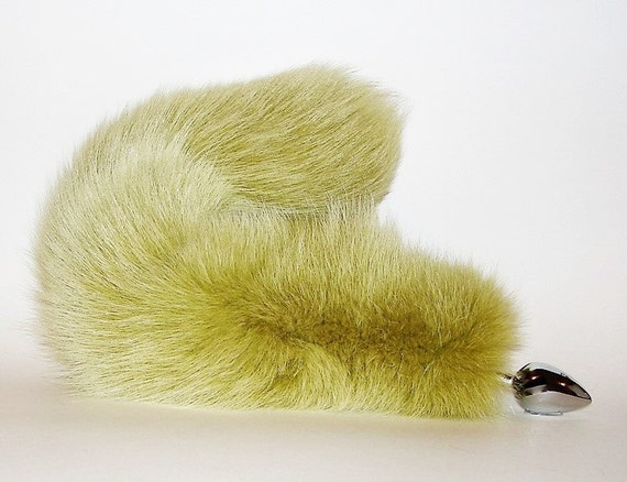 Items Similar To Tail Butt Plug Dildo Fox Tail Butt Plug -3169