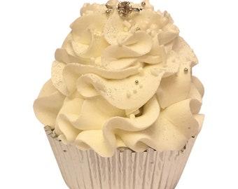 Wedding Day Cupcake Bath Bomb