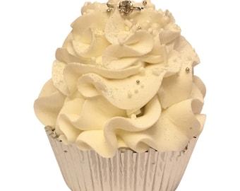 Wedding Day Mini Cupcake Bath Bomb