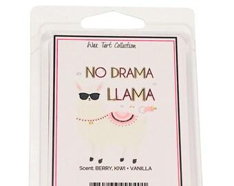 No Drama Llama Wax Tart
