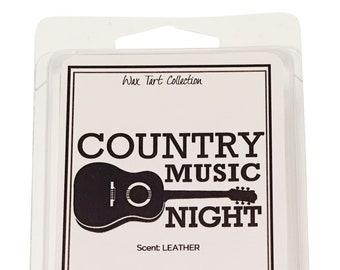 Country Music Night Wax Tart