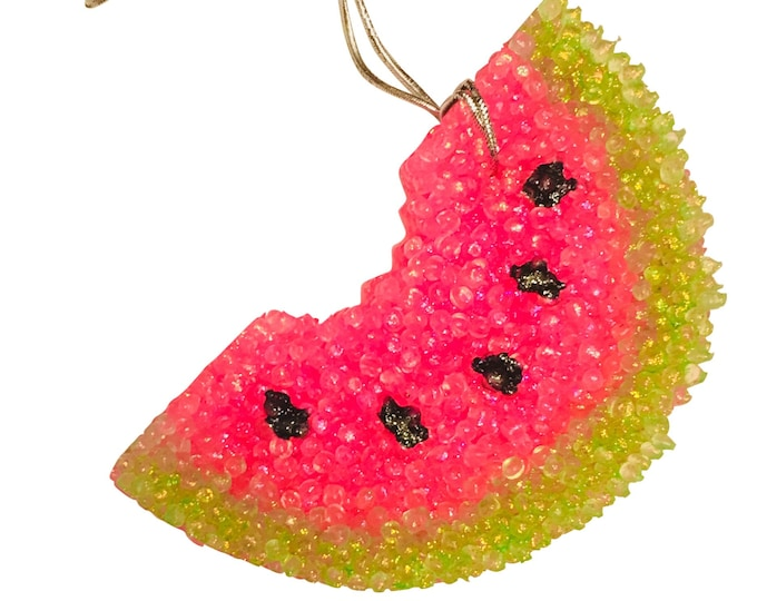 Featured listing image: Watermelon Slice Air Freshener