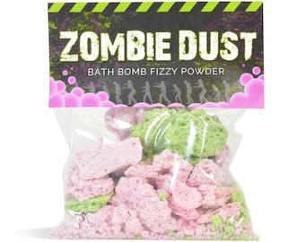 Zombie Dust Bath Fizzy Powder