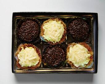 Brigadeiro Gourmet: 6-Pieces
