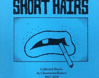 Short Hairs - Collected shorts by Ghostsinmyramen