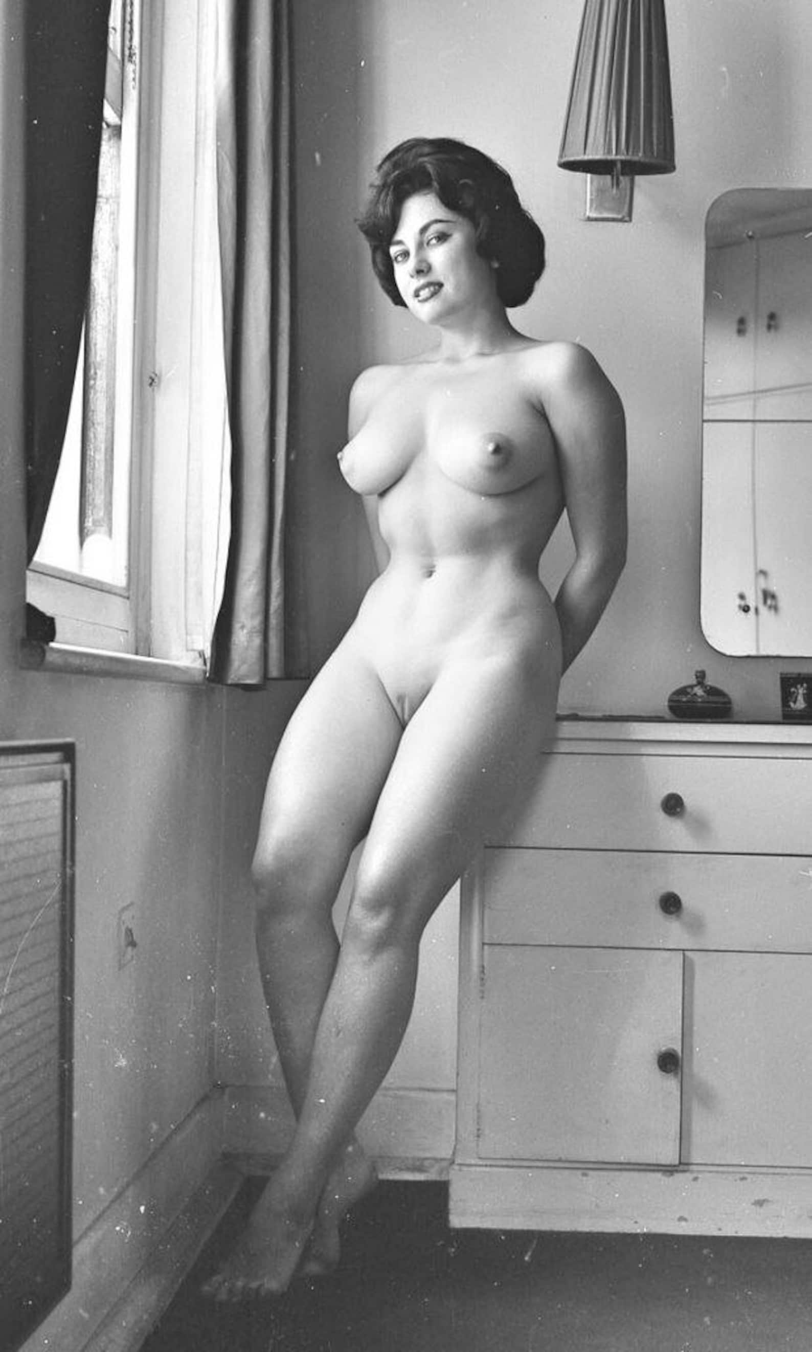 June palmer classic pin up vintage erotica in gallery