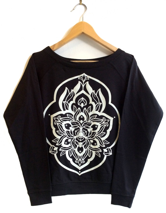 KALI HOODIE UNISEX Hindu Goddess Skulls Mandala Pattern Hoodie Tattoo Design Skate Urban Festival Streetwear jkxGLXpH