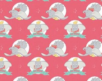 """100/% Cotton Fabric 60/"""" Cartoon Circus Print"""