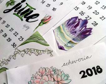 Illustrated 2022 Calendar