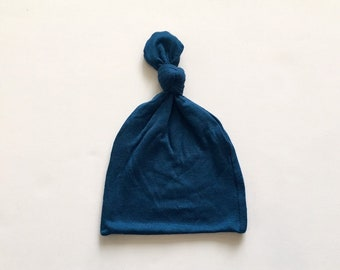 0195667a955 Baby Top Knot Hat in