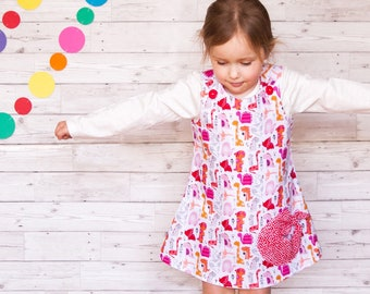 7bf765bb7 Lily & Giraffe Handmade Children's Clothing. by LilyAndGiraffe