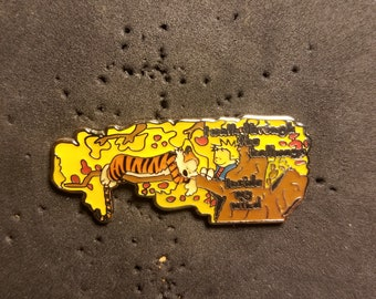 Calvin and Hobbes Pin