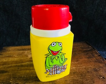 The Muppet Show thermos for lunchbox 1978