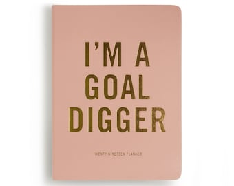 Empowering And Beautiful Stationery For Goal Diggers By Migoals