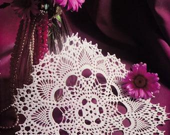 Doily crochet pattern PDF digital download