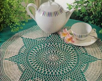 Crochet doily pattern PDF digital download