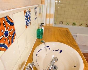 Recessed Bathroom Sink