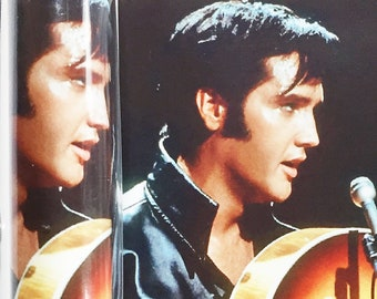 Elvis Presley 68 Comeback Special poster Pen #3 New available in Black, Blue or Pink