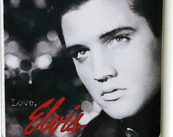 Elvis Presley movie poster Pin Badge #4 - Roustabout Girls Girls Girls Charro Blue Hawaii King Creole Girl Happy - New