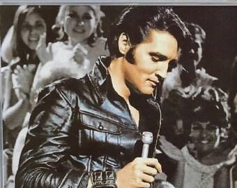 Elvis Presley 68 Comeback Special poster Fridge Magnets & Keyrings #1 New